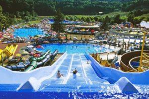 Hotel met zwemparadijs in Slovenië