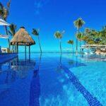 Prachtige zwembaden op het exotische eiland Mauritius
