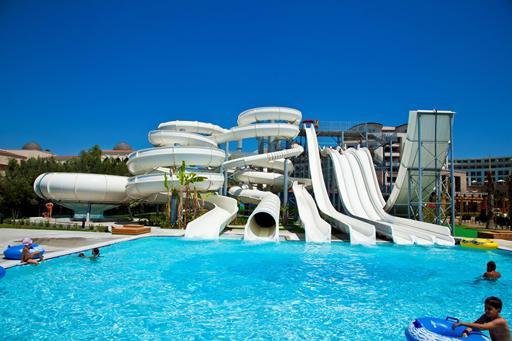 All-inclusive hotel in Turkije met zwemparadijs