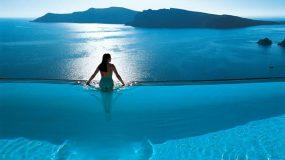 Luxe hotel in Griekenland met schitterend zwembad
