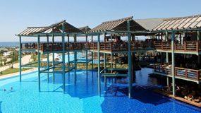 Prima hotel in Turkije met een oosters tintje