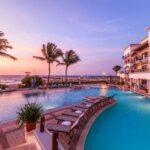 Prachtig hotel met grote zwembaden in Mexico