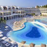 Bijzonder mooi hotel met prachtig zwembad op Rhodos