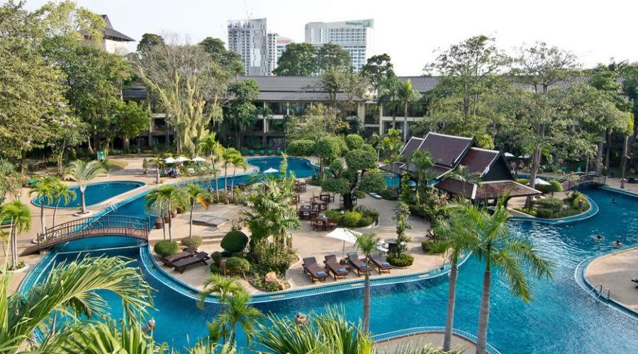 Prachtig vakantieresort in het zuiden van Thailand