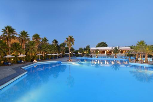 Leuk zwempark met hele gezin op Kreta