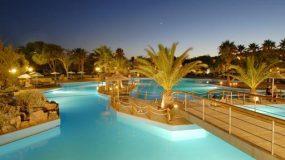Heerlijk familieparadijs met mega zwempark op Kreta