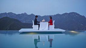 Geniet in ultra luxe hotel samen met je geliefde