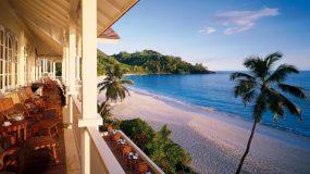 Prachtige villa met zwembad op exotisch eiland