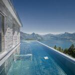 Luxe wintersportvakantie op prachtige locatie met mooi zwembad