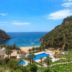 Camping met zwembaden op prachtige locatie aan het strand in Spanje