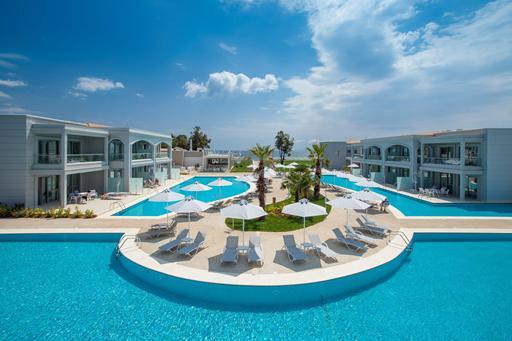 Hotel Griekenland met privé zwembad