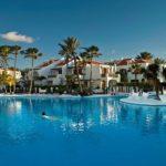 Leuke appartementen met zwembaden bij hotel in Tenerife