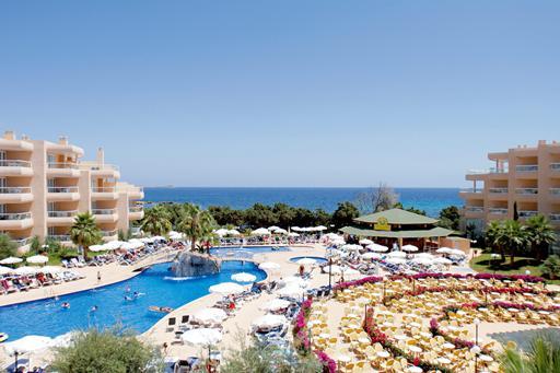 Vakantie in Ibiza aan het strand