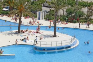 Populaire camping in Spanje met zwembad
