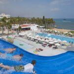 Leuk hotel op Cyprus met mooi aquapark en gave glijbanen