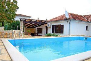 Villa met privé zwembad in Kroatië