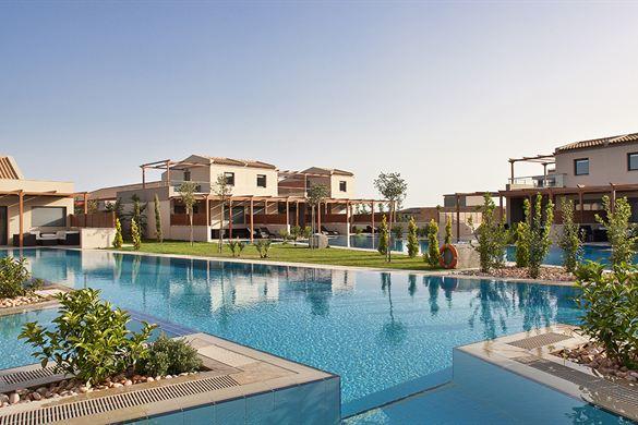 Hotel Griekenland met groot zwembad