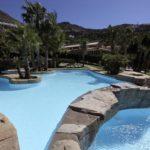 Prachtig zwemparadijs bij hotel aan de Costa Blanca