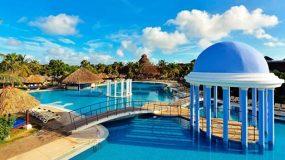 Veel waterpret bij het all-inclusive hotel in het prachtige Cuba