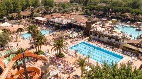 Gezellige familiecamping in Frankrijk met leuke zwembaden