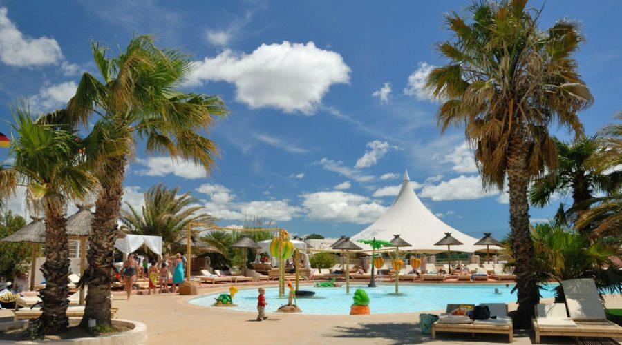 Camping in Zuid-Frankrijk met maar liefst 9 zwembaden!