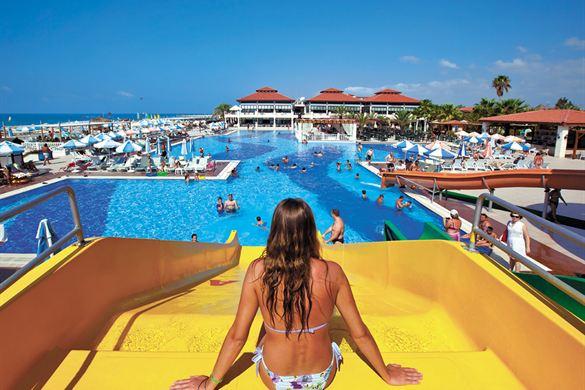 Hotel in Turkije met groot aquapark