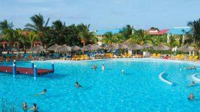 Prachtige bungalows op Cuba aan het strand