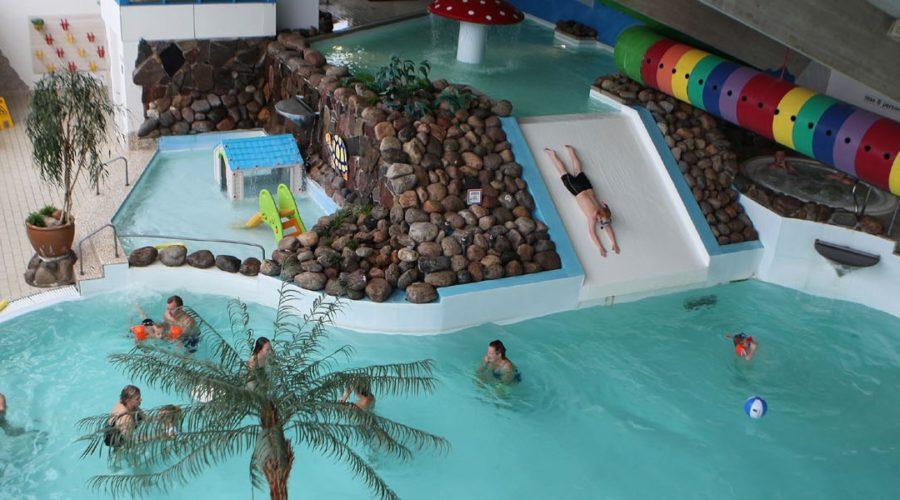 Villa's en appartementen met privé zwembad aan het strand