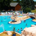 Groot waterpark op mooie camping in Frankrijk