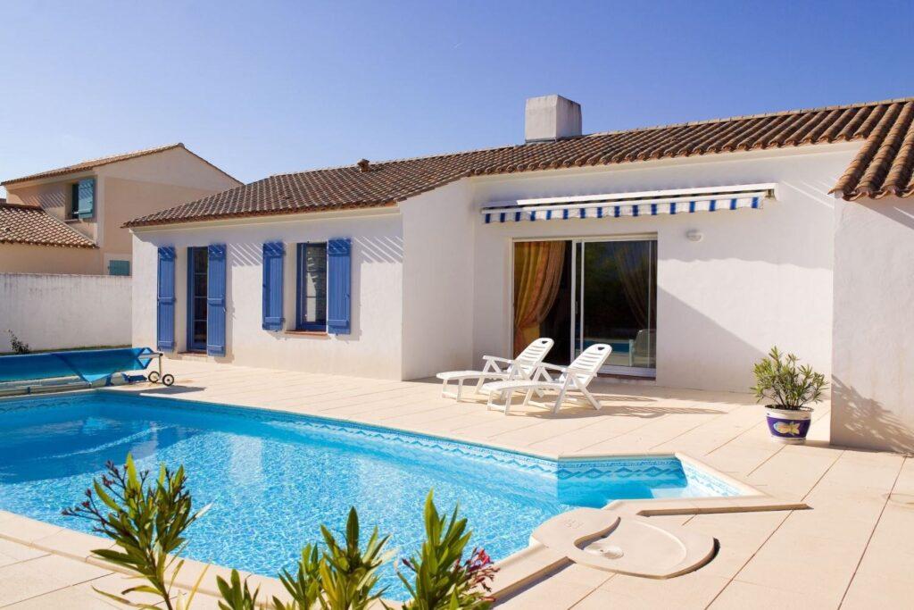 Villa met privé zwembad in Frankrijk