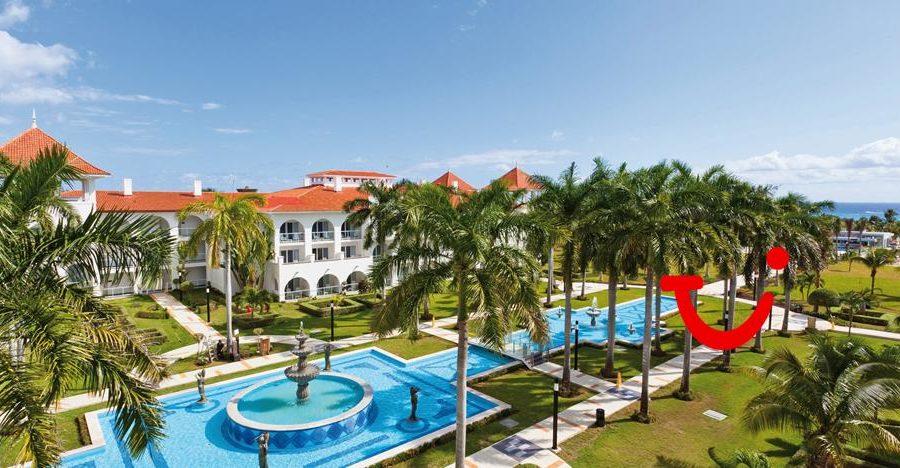 Resort in Mexico met prachtige zwembaden