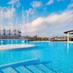 Schitterend zwemparadijs op het eiland Kaapverdië
