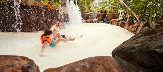 Vakantiepark Drenthe met zwemparadijs