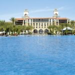 Luxe hotel in Gran Canaria met grote zwembaden