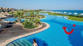 Resort in Kos met prachtige binnen- en buitenzwembaden