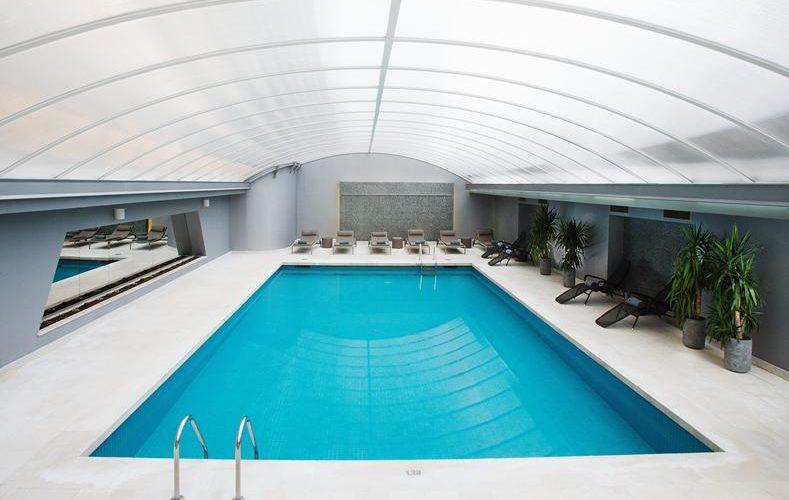 5-sterren hotel in Lissabon met binnenzwembad