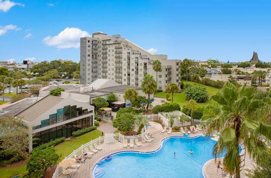 Zwemparadijs bij hotel in Florida