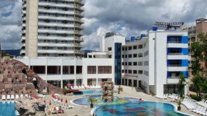 Top hotel met aquapark in Sunny Beach