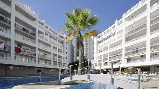 Appartement in Salou met zwembad