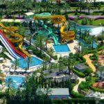 Fantastisch waterpark bij hotel in het mooie Antalya