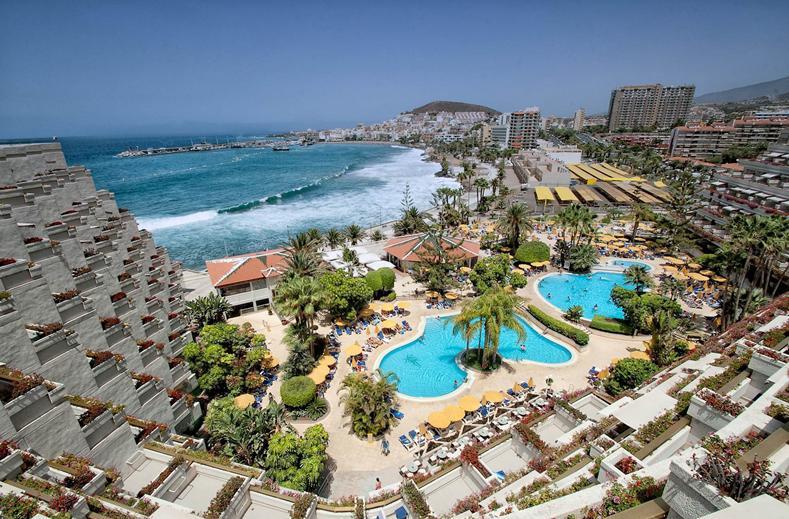 Geweldig hotel op Tenerife met zwembad