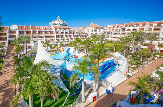 Appartement met zwembad op Tenerife