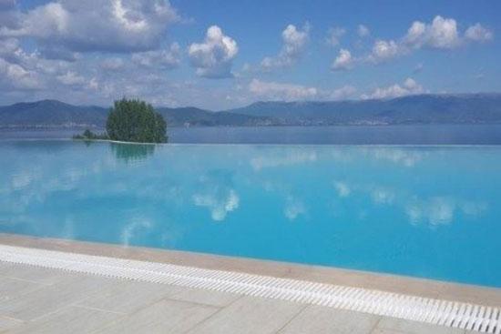 Vakantie Macedonië met zwembad