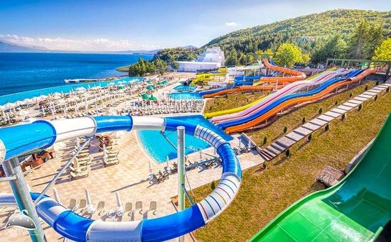 Noord-Vakantie Macedonië met zwembad