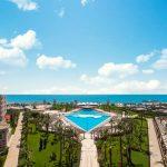 Heerlijk luxe hotel in Turkije met groot zwembad