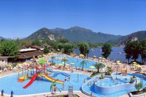 Gezellige camping in Italie met veel zwembaden