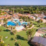 Levendige top camping in Frankrijk met groot waterpark