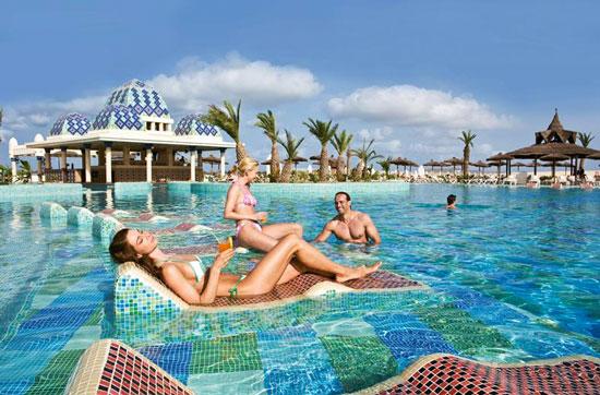 Hotel Kaapverdië met droomzwembad