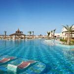 Hotel met prachtig zwembad op Kaapverdië