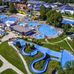 Gave camping met veel glijbanen in Slovenië